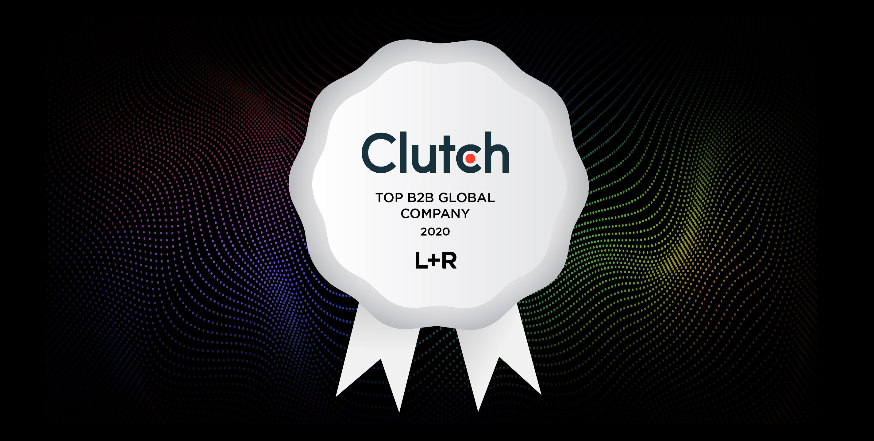 Top B2B Global Companies featuring L+R's international team