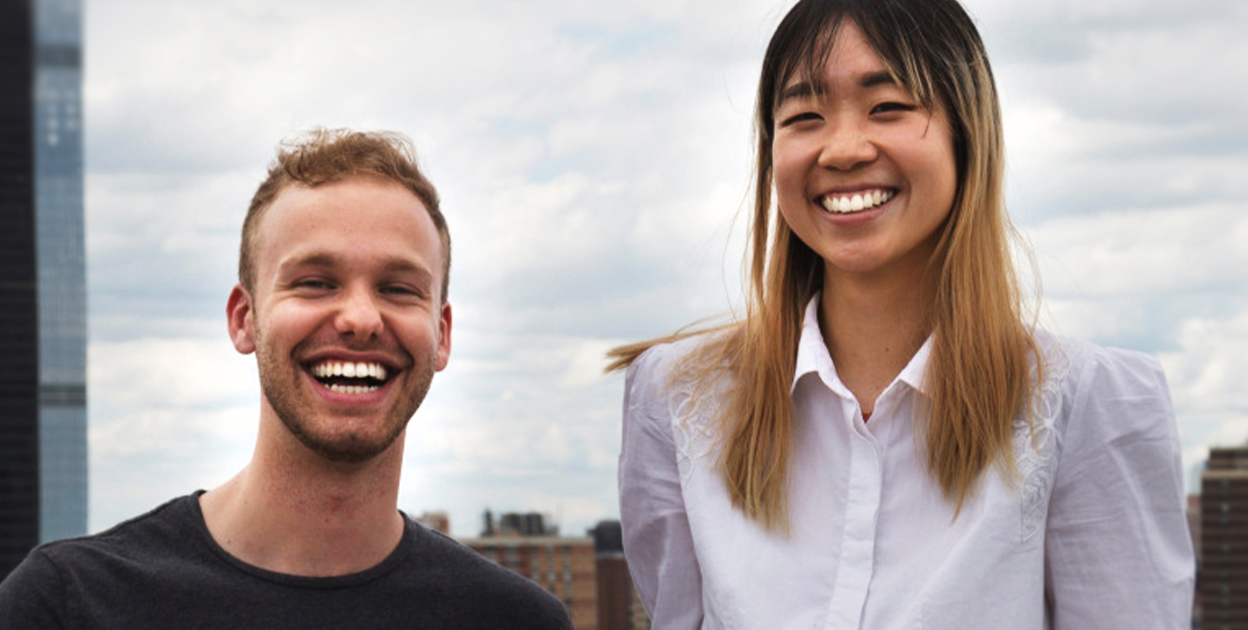 L+R's Brooklyn Office Welcomes Summer Strategy Interns: Gloria Zhu and Ignacio Ventos
