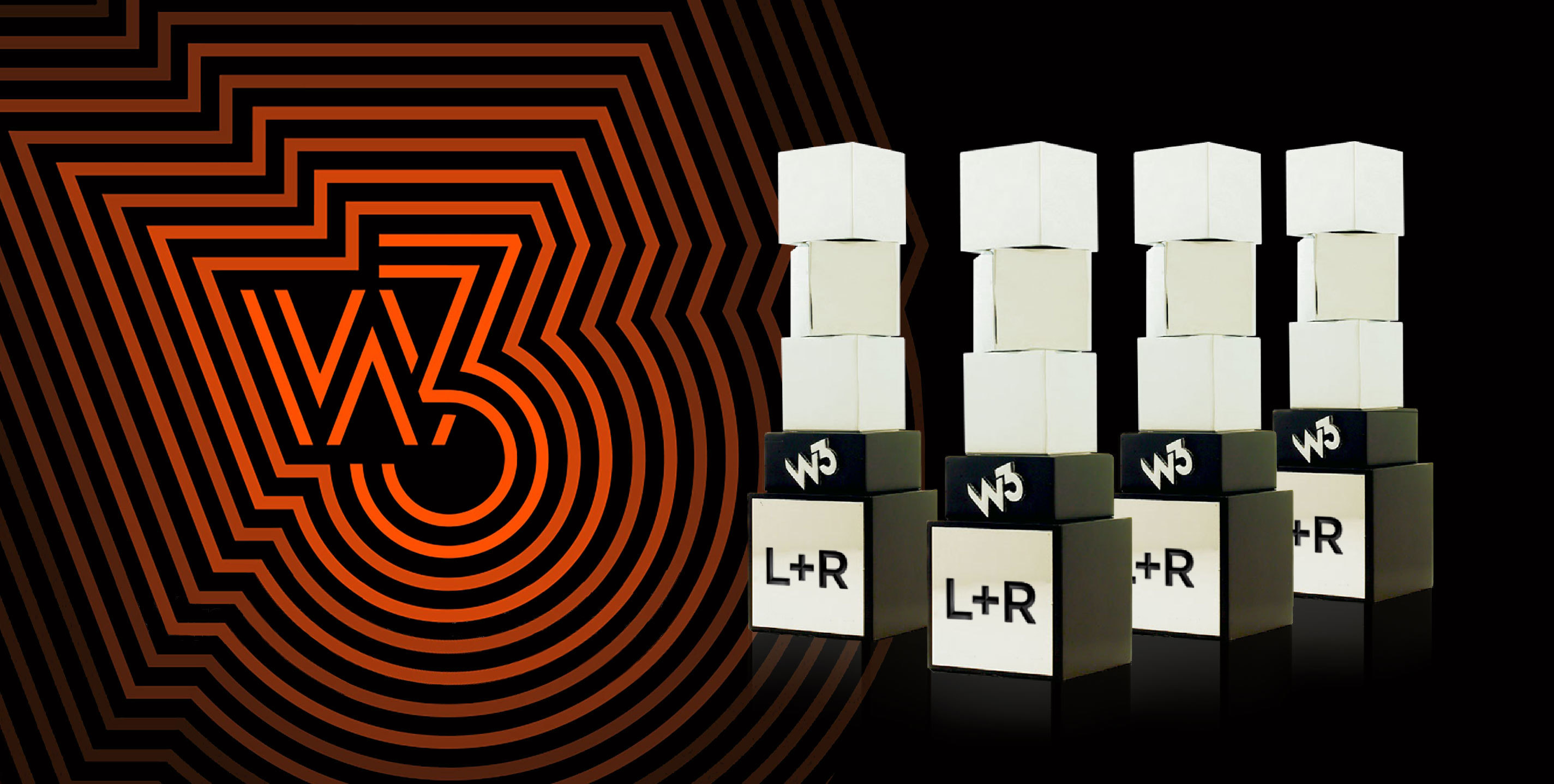 L+R takes home four w3 Awards in 2020