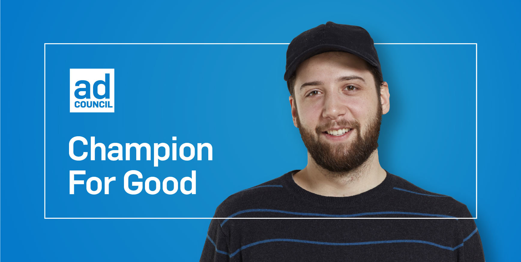 "Alex Levin honored as an Ad Council ""Champion for Good"""